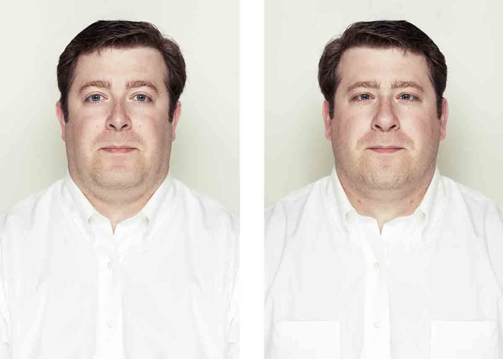 About facial symmetry with Alex John Beck
