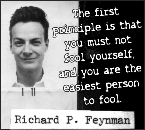 Richard P. Fenyman